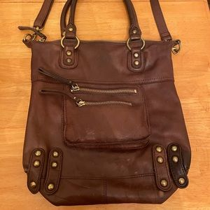 Linea Pelle Leather Bag